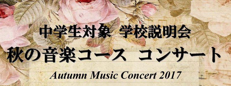 音楽コンサート チラシ2017aiキャッチ
